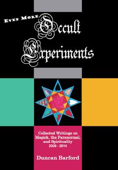 Cover of book: Even More Occult Experiments